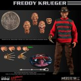Mezco One 12 Collective Nightmare on Elm Street Freddy Krueger