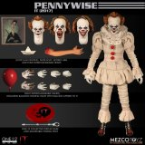 Mezco One 12 IT Pennywise