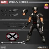 Mezco One:12 Collective X-Force Wolverine Previews Exclusive