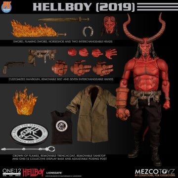 Mezco One:12 Collective Hellboy 2019 Anung Un Rama Edition PX Exclusive