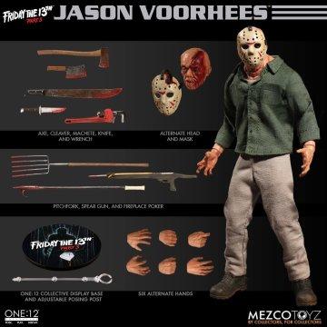 Mezco One:12 Collective Jason Voorhees