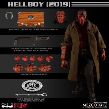 Mezco One:12 Collective Hellboy 2019