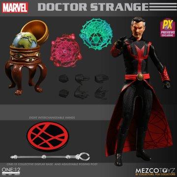 Mezco One:12 Collective Defenders Doctor Strange PX Exclusive