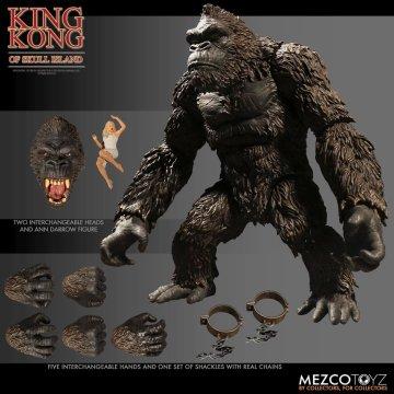 Mezco Toyz King Kong of Skull Island